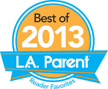 LA Parent Best of Preschool Seal 2013